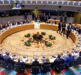 """Σύνοδος κορυφής: """"Μπλόκο"""" στην ένταξη Βόρειας Μακεδονίας & Αλβανίας στην Ε.Ε - Θα παραιτηθώ λέει ο Ζάεφ - Βαρύ ιστορικό λάθος λέει ο Γιουνκερ (φώτο-βίντεο) - Κυρίως Φωτογραφία - Gallery - Video"""