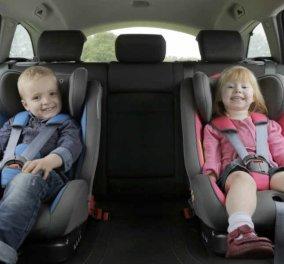 ΗΠΑ: Τα τροχαία ατυχήματα η κύρια αιτία θανάτου για παιδιά ηλικίας από 1 έως 13 ετών - Κυρίως Φωτογραφία - Gallery - Video