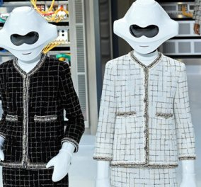 Μπορεί η Τεχνητή Νοημοσύνη να αλλάξει τον κόσμο της μόδας; (βίντεο) - Κυρίως Φωτογραφία - Gallery - Video