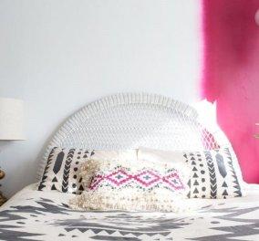 Σπύρος Σούλης: Ασυνήθιστες και πρωτότυπες ιδέες για να βάψετε έναν τοίχο που  - Σίγουρα θα σας εμπνεύσουν (φώτο) - Κυρίως Φωτογραφία - Gallery - Video