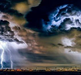 Έκτακτο δελτίο επιδείνωσης καιρού: Έρχονται βροχές καταιγίδες & χαλάζι από Δευτέρα  - Κυρίως Φωτογραφία - Gallery - Video