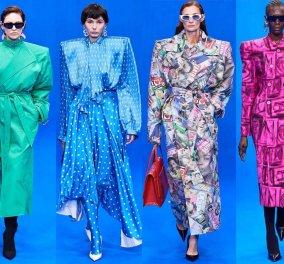 Το power ή statement sleeve είναι η τάση της μόδας για την επόμενη σεζόν - Φουσκωτά ογκώδη μανίκια για εντυπωσιακές γυναίκες (φώτο) - Κυρίως Φωτογραφία - Gallery - Video