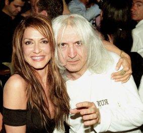 Νέος έρωτας για τον Νίκο Καρβέλα μετά το διαζύγιό του από την Ανίτα Πάνια – Η νέα του σύντροφος, ολόιδια η Άννα Βίσση του 1990 (βίντεο) - Κυρίως Φωτογραφία - Gallery - Video