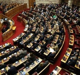 Κατατέθηκε το προσχέδιο του προϋπολογισμού: Πρωτογενές πλεόνασμα 3,56% και ανάπτυξη 2,8% - Κυρίως Φωτογραφία - Gallery - Video