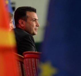Ανάλυση: Ποια η τελευταία ζαριά του Ζόραν Ζάεφ - Το « δωράκι «των Ευρωπαίων δεν τον σώζει από το «ιστορικό» λάθος του Μακρόν  - Κυρίως Φωτογραφία - Gallery - Video
