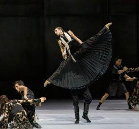 Συναρπαστικό βίντεο με το μπαλέτο της Λυρικής: Χορός σε μουσική Χατζηδάκι πλάι στα συντριβάνια (φώτο) - Κυρίως Φωτογραφία - Gallery - Video