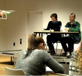 Θα γελάσετε με την ψυχή σας! - Ακόμη & Drone έβαλαν 17 καθηγητές για να είναι σίγουροι ότι οι μαθητές δεν θα αντιγράψουν στις εξετάσεις! (φώτο) - Κυρίως Φωτογραφία - Gallery - Video