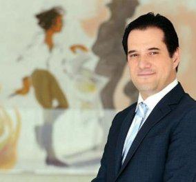 """Ο Άδωνις στο Χόλιγουντ! Πως ο υπουργός ανάπτυξης """"συμπρωταγωνιστεί"""" με τον Billy Zane για να γίνουν μεγάλες ξένες παραγωγές στην Ελλάδα (φώτο) - Κυρίως Φωτογραφία - Gallery - Video"""