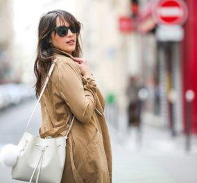 Μπεζ καμπαρντίνα: 30 φαντασμαγορικοί συνδυασμοί για να φοράτε το αγαπημένο σας πανωφόρι πρωί & βράδυ - Φώτο  - Κυρίως Φωτογραφία - Gallery - Video