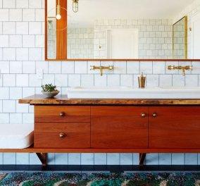 65 εντυπωσιακές προτάσεις μπάνιου που θα μετατρέψουν τον χώρο σας σε σπά - Φώτο  - Κυρίως Φωτογραφία - Gallery - Video