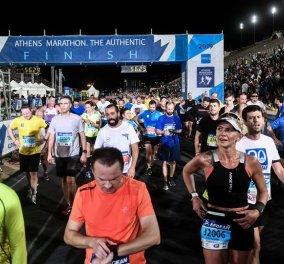 37ος Μαραθώνιος της Αθήνας: Ο μεγάλος νικητής & η μεγάλη νικήτρια στα 10km  - Κυρίως Φωτογραφία - Gallery - Video
