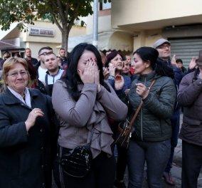 Σεισμός στην Αλβανία: Στους 37 οι νεκροί -20 αγνοούμενοι - Ανυψώθηκε το έδαφος (φώτο-βίντεο) - Κυρίως Φωτογραφία - Gallery - Video