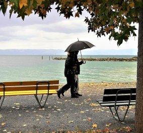 Καιρός: Επιτέλους φθινόπωρο! - Βροχές καταιγίδες & πτώση της θερμοκρασίας - Προσοχή συνιστά ο Σάκης Αρναούτογλου - Κυρίως Φωτογραφία - Gallery - Video