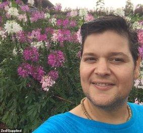 Έχασε 200 κιλά σε  ένα χρόνο & αρραβωνιάστηκε! - Απολύθηκε, χώρισε , το ρίξε στις πίτσες - Έφτασε 300 κιλά & αργοπέθαινε ώσπου... (φώτο-βίντεο) - Κυρίως Φωτογραφία - Gallery - Video