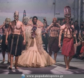 Επίδειξη μόδας του Vassilis Zoulias feat. Pericles Kondylatos - H «Νέα εποχή» - Κυρίως Φωτογραφία - Gallery - Video