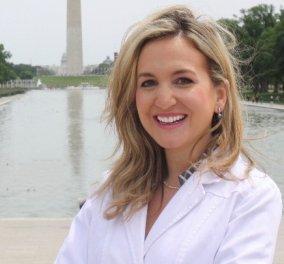 Top Woman η Φωτεινή Χρυσοπούλου: Ροδίτισσα οδοντίατρος γίνεταιεξώφυλλοστην Αμερικήόπουδιαπρέπει - Κυρίως Φωτογραφία - Gallery - Video