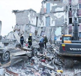 Θρήνος δίχως τέλος στην Αλβανία: Στους 50 οι νεκροί – Σταμάτησαν οι επιχειρήσεις διάσωσης - Κυρίως Φωτογραφία - Gallery - Video