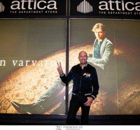 Ο John Varvatos παρουσίασε την Capsule συλλογή Led Zeppelin x John Varvatos στο Attica  - Κυρίως Φωτογραφία - Gallery - Video