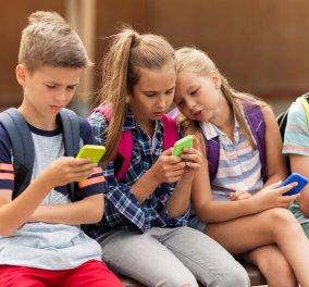 Παγκόσμια επιδημία η σωματική αδράνεια εφήβων: Το 81% των μαθητών 11 έως 17 δεν σηκώνουντα μάτιααπότο κινητό-Χειρότερατα Ελληνόπουλα;  - Κυρίως Φωτογραφία - Gallery - Video