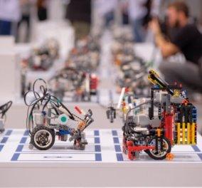 Πανελλήνιος Διαγωνισμός Εκπαιδευτικής Ρομποτικής 2020: Ξεκίνησαν οι δηλώσεις συμμετοχής για τους μαθητές σε όλη την Ελλάδα - Κυρίως Φωτογραφία - Gallery - Video