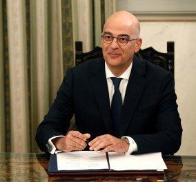 Ο Νίκος Δένδιας κάλεσε τον Τούρκο Πρέσβη στην Αθήνα για εξηγήσεις  - Κυρίως Φωτογραφία - Gallery - Video