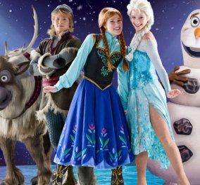 Η COSMOTE είναι επίσημος χορηγός του «Disney οn Ice Frozen» και δίνει 200 διπλές προσκλήσεις δωρεάν - Κυρίως Φωτογραφία - Gallery - Video