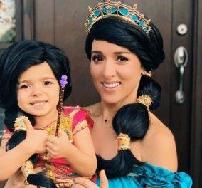Όληη οικογένεια της Καλομοίρας εν δράσει: Ντύθηκαν για το Halloween και είναι χάρμα οφθαλμών - Κυρίως Φωτογραφία - Gallery - Video