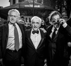 Το βίντεο της ημέρας- 17 λεπτά Αλ Πατσίνο - Ρόμπερτ Ντε Νίρο: Τα φιλαράκια - Ιερά τέρατα του σινεμά αποκαλύπτονται    - Κυρίως Φωτογραφία - Gallery - Video