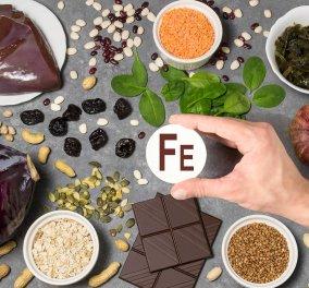 Αυτές οι τροφές έχουν σίδηρο: Με αυτές όμως απορροφάτε από τον οργανισμό σας  - Κυρίως Φωτογραφία - Gallery - Video