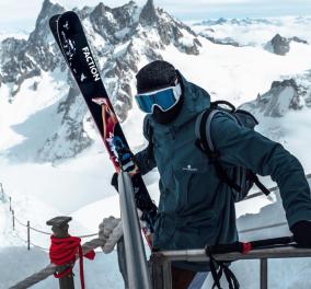 """Βίντεο: Σκι στο χιόνι ή στο νερό; Σκιέρ μας αφήνει με το """"στόμα ανοιχτό""""... δαμάζοντας & τα δύο! - Κυρίως Φωτογραφία - Gallery - Video"""