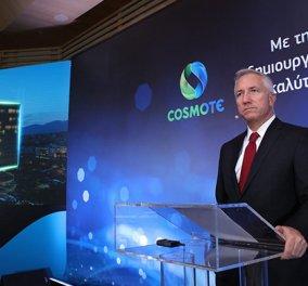Ο CFO της Deutsche Telekom για τον ΟΤΕ: Πιστεύουμε στον Μιχάλη Τσαμάζ και την ομάδα του  - Κυρίως Φωτογραφία - Gallery - Video