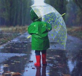 «Χαλάει» από σήμερα ο καιρός - Πού θα «χτυπήσουν» τα έντονα φαινόμενα;  - Κυρίως Φωτογραφία - Gallery - Video