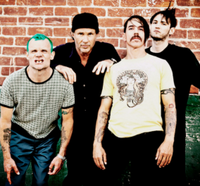 Good news: Έρχονται οι Red Hot Chili Peppers και προμηνύουν ένα πολύ καυτό Ejekt 2020! - Κυρίως Φωτογραφία - Gallery - Video