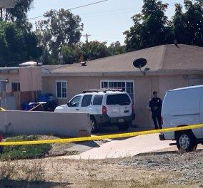 Νέα τραγωδία στις ΗΠΑ: Πυροβόλησε& σκότωσε τα τρία παιδιά του, την εν διαστάσει σύζυγό του και αυτοκτόνησε - Σε κρίσιμηκατάστασητο 4οπαιδί - Κυρίως Φωτογραφία - Gallery - Video