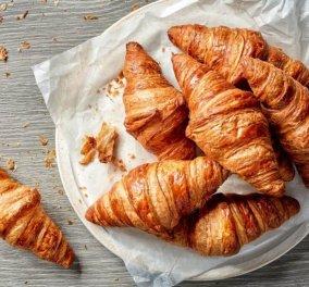 Η Αργυρώ Μπαρμπαρίγου δημιουργεί το τέλειο βούτηγμα για τον καφέ σας: Σπιτικά κρουασάν βουτύρου!  - Κυρίως Φωτογραφία - Gallery - Video