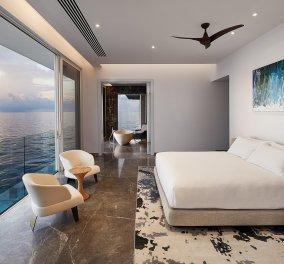 Πάμε Μαλβίδες & στην βίλα The Muraka σε κρεβατοκάμαρα κάτω από τη θάλασσα με θέα στον ωκεανό -Μαγικές εικόνες! (φώτο) - Κυρίως Φωτογραφία - Gallery - Video
