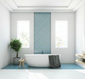 Ο Σπύρος Σούλης γνωρίζει: Να πως θα μεταμορφώσετε το μπάνιο σας σε spa (φώτο) - Κυρίως Φωτογραφία - Gallery - Video