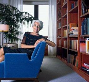 """Στο """"τιμόνι"""" της ΕΚΤ από σήμερα η Κριστίν Λαγκάρντ - Η πρώην Ceo του ΔΝΤ αναλαμβάνει τα καθήκοντα της ως πρόεδρος - Κυρίως Φωτογραφία - Gallery - Video"""