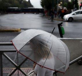 """Καιρός:Μετά την επέλαση της σε Κρήτη - Κέρκυρα- Ρόδο """"ξεθυμαίνει"""" η """"Βικτώρια"""" - Που θα βρέξει σήμερα - Κυρίως Φωτογραφία - Gallery - Video"""