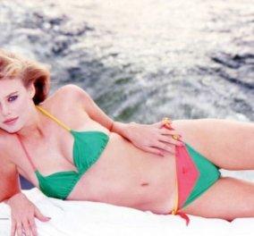 33 Glamorous Vintage φωτογραφίες από τα όμορφα κορίτσια με μαγιό τη δεκαετία του 80  - Κυρίως Φωτογραφία - Gallery - Video