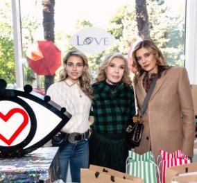 """Απόλυτη επιτυχία για το Χριστουγεννιάτικο Bazaar της """"Ελπίδας"""" - Λαμπεροί Αθηναίοι ένωσαν τις δυνάμεις τους για καλό σκοπό (φώτο) - Κυρίως Φωτογραφία - Gallery - Video"""