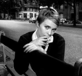 "Vintage beauty pics: Όταν η όμορφη & διάσημη ηθοποιός Τζιν Σίμπεργκ έκοψε ""αγορίστικα"" τα μαλλιά της & έκανε το ""αλά γκαρσόν"" κούρεμα παγκόσμια μόδα (φώτο)  - Κυρίως Φωτογραφία - Gallery - Video"