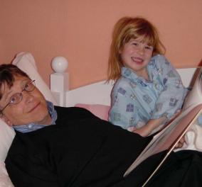 Τι ετοιμάζουν τα Χριστούγεννα ηMichelle Obama, ο Bill Gates και η Melinda Gates; Κάπου εκεί ήρθε και ηJulia Roberts  - Κυρίως Φωτογραφία - Gallery - Video