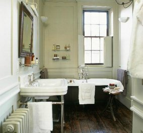 Ο Σπύρος Σούλης μας παρουσιάζει10 πολύ μικρά μπάνια που πραγματικά ζηλέψαμε - Φώτο - Κυρίως Φωτογραφία - Gallery - Video