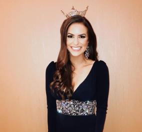 Miss America 2020 η 24χρονη Καμίλ - Βιοχημικός: Έκανε πείραμα πάνω στην σκηνή και κέρδισε! - Κυρίως Φωτογραφία - Gallery - Video