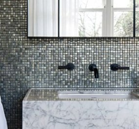 30 φαντασμαγορικά μπάνια με πολύ κομψό design που θα σας ενθουσιάσουν! Φώτο - Κυρίως Φωτογραφία - Gallery - Video