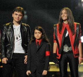 Σπάνια εμφάνιση: Μαζί & τα 3 παιδιά του Michael Jackson στη Ρώμη - Ο 22χρονος Prince, η 21χρονη Paris & o 17χρονος Prince Michael ο 2ος (φώτο) - Κυρίως Φωτογραφία - Gallery - Video