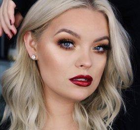 Βίντεο: Αμερικανίδα διάσημη Beauty Vlogger μας δείχνει βήμα - βήμα πως να κάνουμε το πιο γιορτινό μακιγιάζ - Κυρίως Φωτογραφία - Gallery - Video