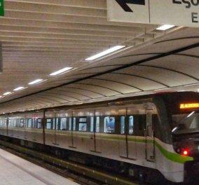 Κλειστό το Μετρό ως τις 10 το πρωί, λόγω στάσης εργασίας - Ταλαιπωρία στις μετακινήσεις  - Κυρίως Φωτογραφία - Gallery - Video