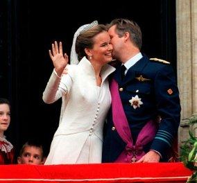 Vintage pic από το 1999 -Ο βασιλικός γάμος της χρονιάς: 36 φώτο με την βασίλισσα Ματθίλδη του Βελγίου & τον Φίλιππο - Κυρίως Φωτογραφία - Gallery - Video